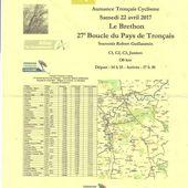 Samedi, 27ème Boucle du Pays de Tronçais - Le blog du cyclisme en Auvergne Limousin