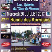 Le calendrier des critériums d'après-Tour - Le blog du cyclisme en Auvergne Limousin