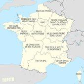 Discussions absurdes sur le nom des régions