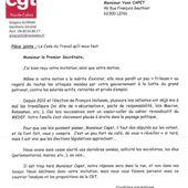 Loi El Khomri : la CGT 62 répond au PS 62 - Le blog de la section d'Hénin-Beaumont du Parti Communiste Français