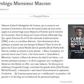 L'ambigu Monsieur Macron - Le blog de la section d'Hénin-Beaumont du Parti Communiste Français