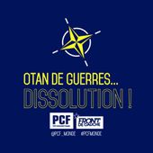 OTAN de guerres... dissolution !