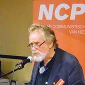 Elections aux Pays-Bas, interview du secrétaire du Nouveau Parti Communiste, Wil van der Klift