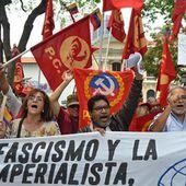 Le PC du Venezuela dans les manifestations de masse contre le danger de coup d'Etat et pour défendre les acquis de la révolution bolivarienne