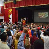 """Venezuela - Congrès du PCV : """" Il y a une autre voie : la révolution """" - Solidarité Internationale PCF"""