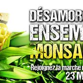 Marche(s) nantaise(s) contre Monsanto - CitiZen Nantes