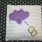 carte-coussin de mariage - Le blog de Petites croix et Gourmandises