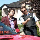 """2004/12 - À l'affiche: """"C'est pas moi, c'est l'autre!"""" - ROY DUPUIS EUROPE"""