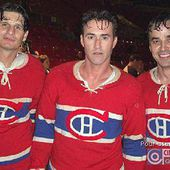 "2006 - Les vies internationales de ""Maurice Richard"" - ROY DUPUIS EUROPE"