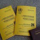 Mise à jour de la liste des pays appliquant la validité à vie du certificat de vaccination contre la fièvre jaune - FMC DINAN