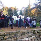 Halloween doublé au Moulin de La Jarousse