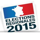 Résultats 1er tour élections régionales 2015 / Pays de loire - La Gazette des Olonnes