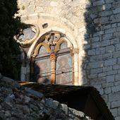 Balade à Moustiers-Sainte-Marie jusqu'à la chapelle notre Dame de Beauvoir - Hélène SF