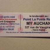 Non à des services postaux au rabais dans les supermarchés ! Défendons nos bureaux de poste de plein exercice ! - PCF Paris 15