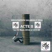 Négociation Salariale 2016 : LE COMPTE A REBOURS EST LANCE ! - CFE-CGC CITROEN