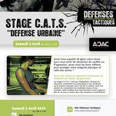 Stage au club Défenses Tactiques - DEFENSES TACTIQUES