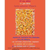 Festival citadin 2016 à Auxerre - fleurs, jardin, photos insolites, villages, peinture, dessins, images, couleurs, histoire, géographie, arts plastiques