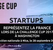 #Startup concours : Challenge Cup 2017