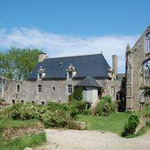 Bretagne - Jardins de l'Abbaye de Beauport - Lankaparc Parcs et Jardins du monde