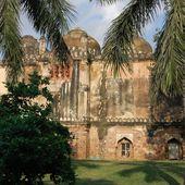 Delhi - Jardins des Lodhis - Lankaparc Parcs et Jardins du monde