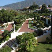 Îles Canaries - Tenerife - La Orotava - Jardins del marquesado de la Quinta Roja - Lankaparc Parcs et Jardins du monde