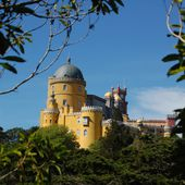 Sintra - Jardins du palais da Pena - Lankaparc Parcs et Jardins du monde