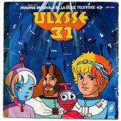 musique originale de la série télévisée - Ulysse 31- 1981 - tournedix-le-gaulois