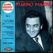 Marino Marini et son quartette - vol .6 - Don Barbaro's exotic coco world