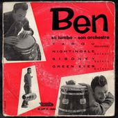 ben et sa tumba - Tabou EP - Don Barbaro's exotic coco world