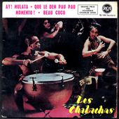 Les Chakachas - 45 /17cm EP RCA 75118 - 1959 - Don Barbaro's exotic coco world