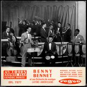 Benny bennet et son orchestre de musique latine americaine - 1957 - Don Barbaro's exotic coco world