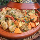 tajine poulet coings et patates douces - Djerba (1) - Les petits plats de Béa