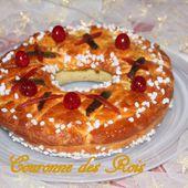 La couronne des rois - Les petits plats de Béa