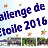 - Challenge de course &agrave&#x3B; pied rassemblant 9 &eacute&#x3B;preuves de C&ocirc&#x3B;te d'Or.