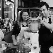 Journée cuisine avec le Chef Alexandre Gauthier - MéliMélFlo