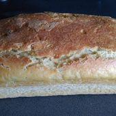 Pain à la farine de maïs - MéliMélFlo