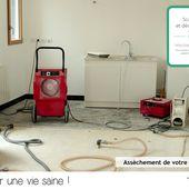 Comment assécher votre Habitat ou votre Maison suite à un dégâts des eaux ?