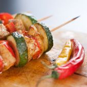 "Special Barbecue ""Brochettes et Marinades Healthy"" - Cuisine d'une Healthy (Manger Sain) !!"