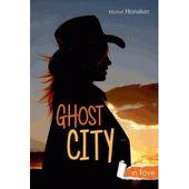 Ghost city ✒️ de Michel Honaker - Carnet de bord littéraire