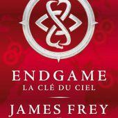 2 La clé du ciel Endgame de James Frey et Nils Johnson Shelton - Carnet de bord littéraire