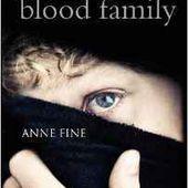 Blood Family ✒️✒️✒️ de Anne Fine - Carnet de bord littéraire