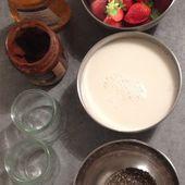 Idée de petit-déjeuner 3 : Yaourt vegan aromatisé - boogilily : blog lifestyle, beauté et cuisine