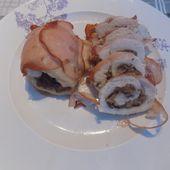 Roulé de dinde aux échalotes dukan - La cuisine de Fanie
