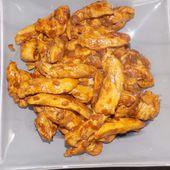 Poulet au vinaigre dukan - La cuisine de Fanie