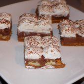 Crunchy chococahuète - La cuisine de Fanie