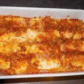 Quenelles de saumon sauce crevettes dukan - La cuisine de Fanie