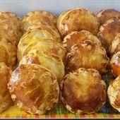 Patés salés antillais - La cuisine de Fanie