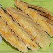 Croque cheddar - La cuisine de Fanie