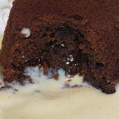 Mi-cuit au chocolat - La cuisine de Fanie