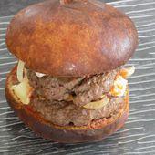 Hamburger dukan - La cuisine de Fanie